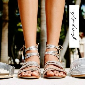 Free People Shoes - Pretty Free People Gladiator Sandals
